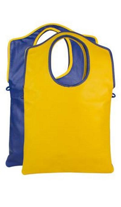 sac mojito jaune et bleu