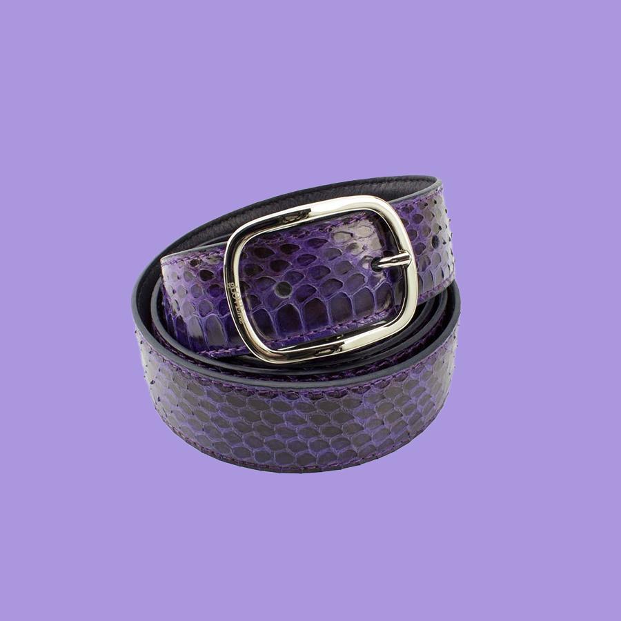 ceinture violette